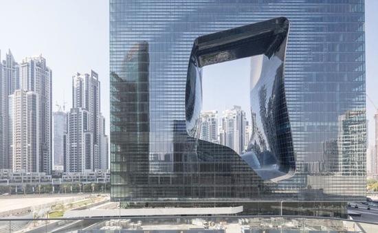 Dubai khai trương khách sạn có kiến trúc được mong đợi nhất năm 2020