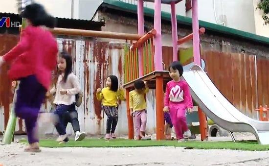 Sân chơi cộng đồng miễn phí trong lòng thành phố