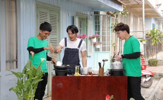 Ẩm thực kỳ thú: Trương Thanh Long, Mạc Văn Khoa thay nhau kiếm chuyện với Phát La