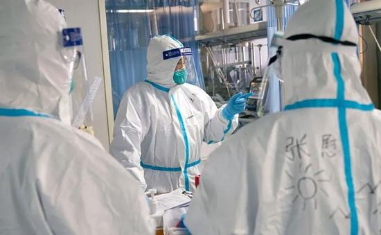 Trung Quốc tăng cường bảo vệ nhân viên y tế