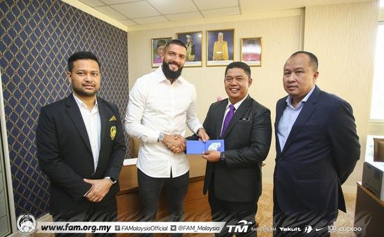 Sau Sumareh, Malaysia tức tốc nhập tịch sao ngoại đấu ĐT Việt Nam