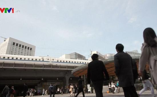Lao động Nhật Bản có thể làm việc đến 70 tuổi