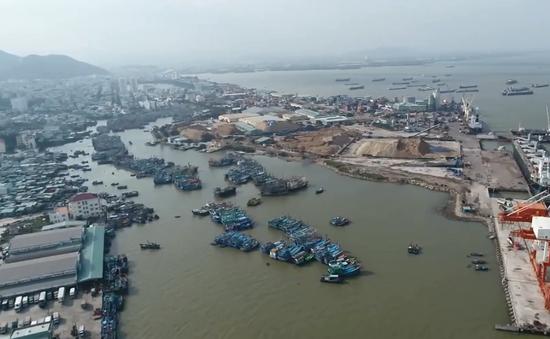 Thành lập trạm y tế tạm thời phòng chống virus Corona tại cảng Quy Nhơn