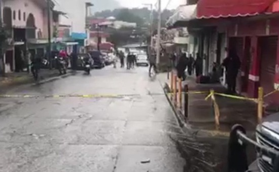 Xả súng tại sòng bạc ở Mexico, 9 người thiệt mạng