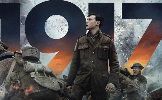 """""""1917"""" và sức hút của tác phẩm điện ảnh sáng giá nhất tại Oscar"""