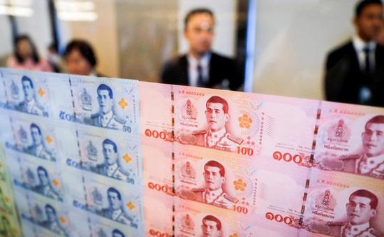 Đồng Baht Thái mất giá vì dịch bệnh tại Trung Quốc