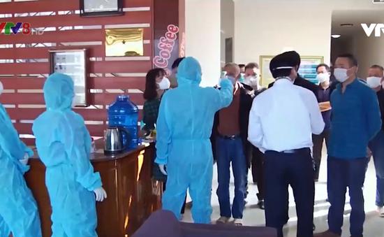 Hà Tĩnh giám sát chặt chẽ công nhân Trung Quốc lưu trú ở các khách sạn