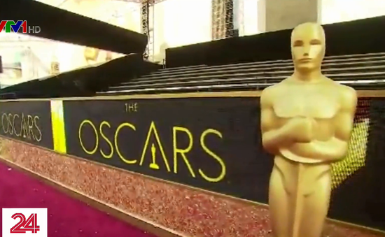 Mỹ chuẩn bị cho lễ trao giải Oscar 2020