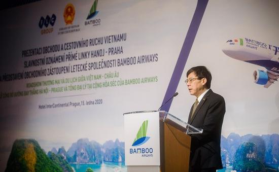 Cấp phép đường bay thẳng đầu tiên giữa Việt Nam và Czech