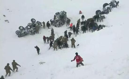 Thổ Nhĩ Kỳ: Lở tuyết liên tiếp, ít nhất 38 người thiệt mạng