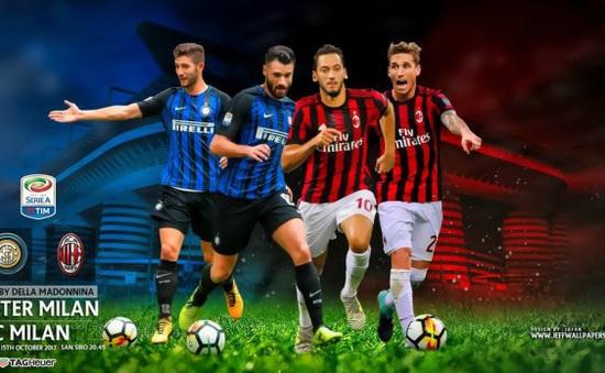Lịch thi đấu và BXH Giải VĐQG Italia, Serie A vòng 23: Tâm điểm derby Milan