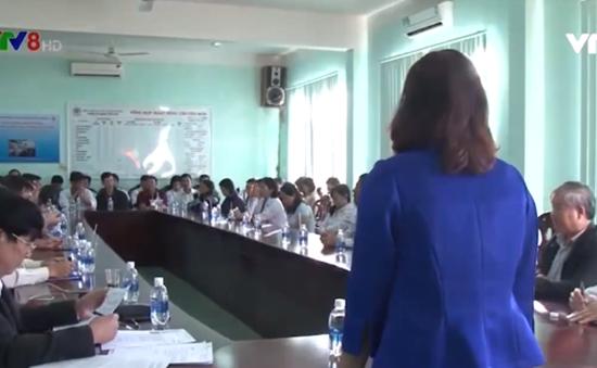 Lơ là chống dịch nCoV, giám đốc bệnh viện Đắk Nông bị cách chức