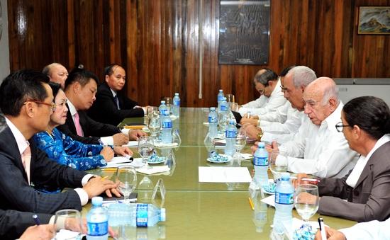 Trân trọng tình cảm hữu nghị giữa Việt Nam và Cuba