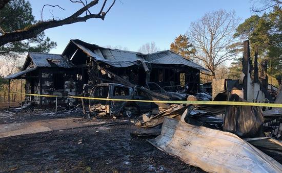 Hỏa hoạn nghiêm trọng ở Mỹ, 7 người trong một gia đình thiệt mạng