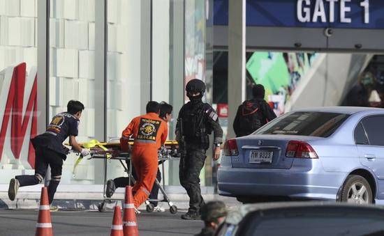 Thái Lan: Thủ phạm vụ xả súng làm gần 60 người thương vong bị tiêu diệt