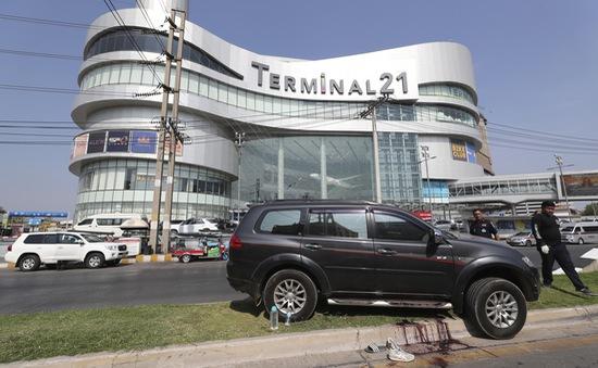 Thái Lan: Giải cứu thành công toàn bộ con tin trong vụ xả súng ở siêu thị Terminal 21