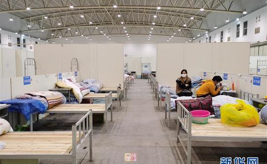 Đóng cửa tất cả bệnh viện dã chiến tại Hồ Bắc