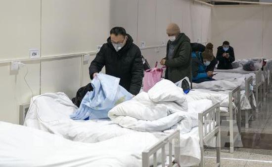 Trung Quốc đóng cửa hầu hết bệnh viện dã chiến