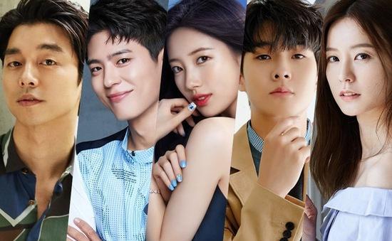 Gong Yoo sẽ tái hợp cùng Suzy?