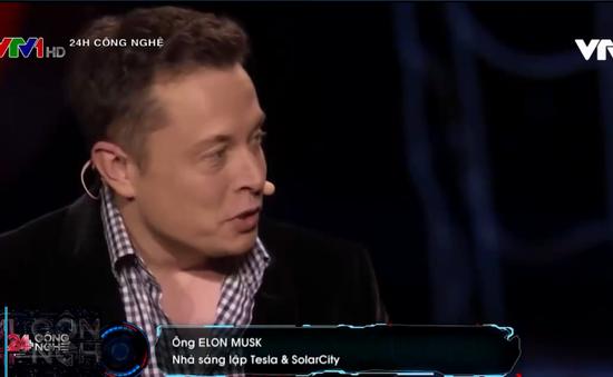 Tỷ phú Elon Musk đặt niềm tin vào công nghệ điện mặt trời