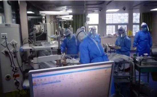 Trung Quốc tuyên bố đã vượt qua đỉnh dịch COVID-19