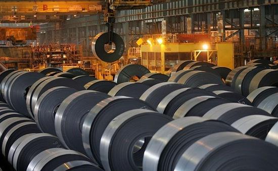 Trung Quốc ghi nhận tình trạng dư thừa nguồn cung thép cao kỷ lục