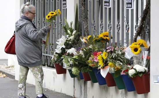 New Zealand hủy lễ tưởng niệm một năm vụ xả súng tại Christchurch