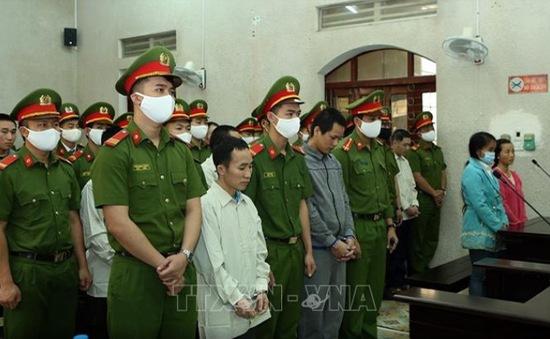 """Xét xử vụ án """"hoạt động nhằm lật đổ chính quyền nhân dân"""""""