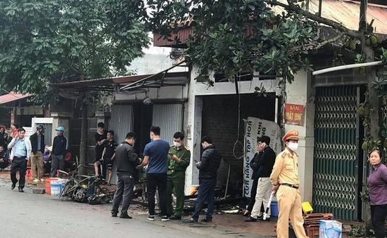 Vụ cháy ở Hưng Yên: Nạn nhân còn lại đã qua cơn nguy kịch