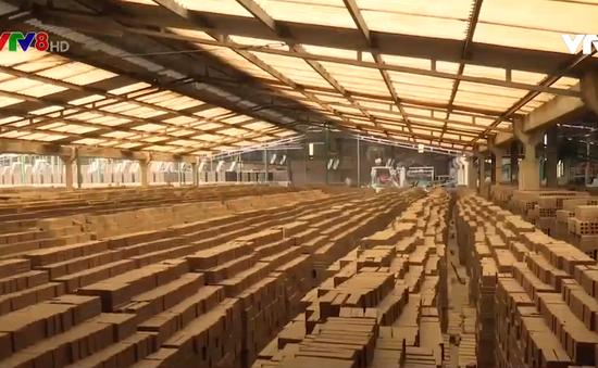 Quảng Nam buông lỏng quản lý sản xuất gạch nung
