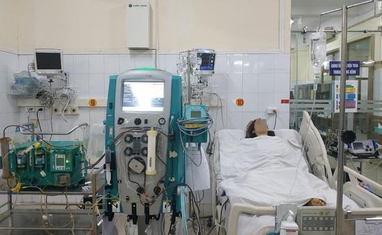 Lọc gan liên tục cứu người phụ nữ suy gan cấp do ngộ độc Paracetamol
