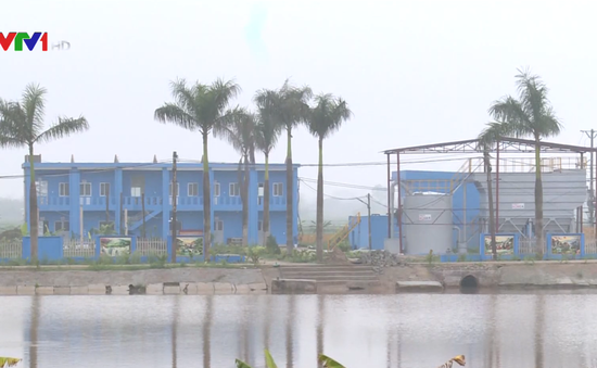Nhà máy nước sạch không phép vẫn được xây dựng