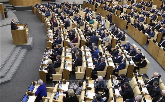 Nga ấn định thời điểm tổ chức trưng cầu dân ý về sửa đổi Hiến pháp