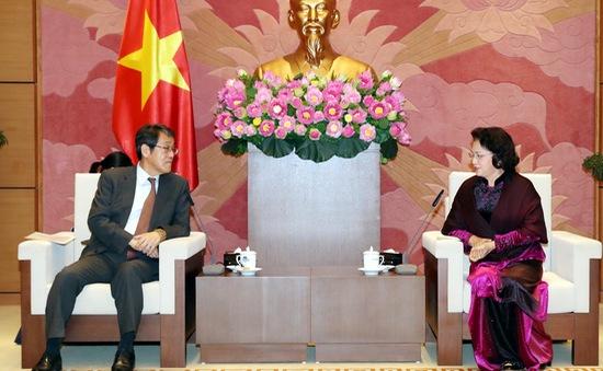 Đẩy mạnh hợp tác Việt Nam - Nhật Bản