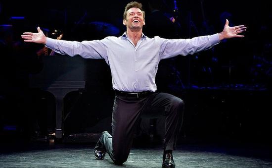 Hugh Jackman sẵn sàng quay trở lại Broadway