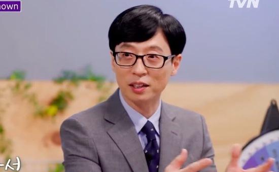 Yoo Jae Suk nói về khoảnh khắc hạnh phúc