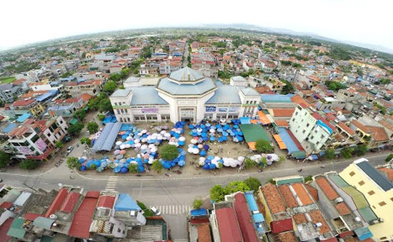 Thị xã Quảng Yên - Quảng Ninh sẵn sàng đón nhận quyết định đô thị loại lll