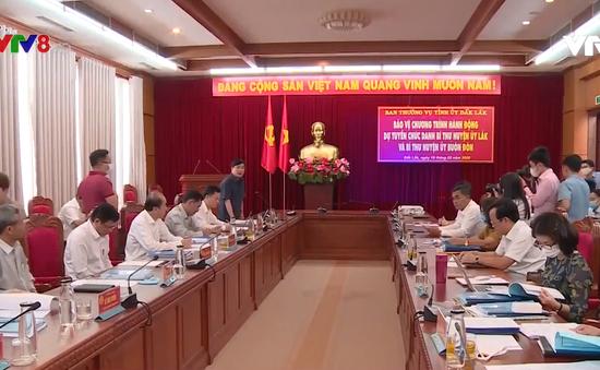 Đắk Lắk thí điểm tuyển chọn Bí thư Huyện ủy