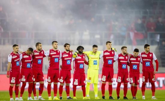 Khó khăn vì Covid-19, một đội bóng ở Thụy Sĩ sa thải 9 cầu thủ