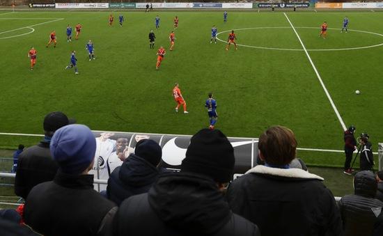 Giải VĐQG Belarus khởi tranh và đón khán giả vào sân