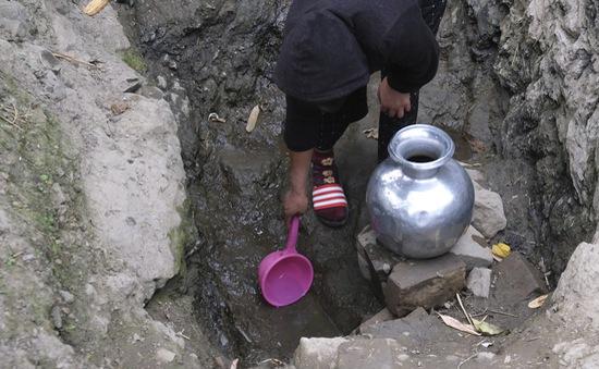 Cảnh báo 3,5 - 4,4 tỷ người trên thế giới có thể bị thiếu nước sạch