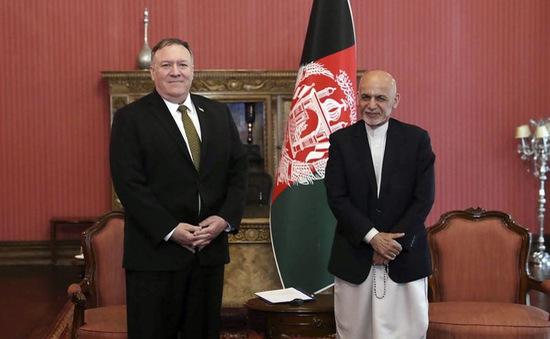Ngoại trưởng Mỹ bất ngờ thăm Afganistan