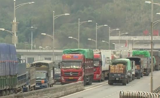 Hoạt động xuất nhập khẩu tại Lào Cai đi vào ổn định