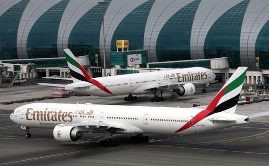 Emirates ngừng khai thác toàn bộ các chặng bay