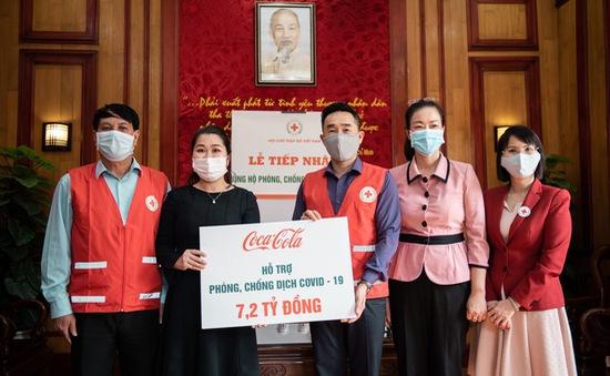Hội Chữ thập đỏ Việt Nam cùng doanh nghiệp hỗ trợ phòng chống dịch COVID-19