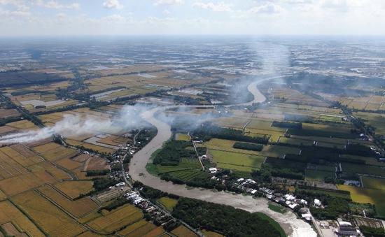 Đồng bằng sông Cửu Long vào đợt hạn mặn mới