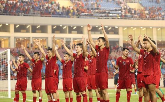 ĐT Việt Nam xếp hạng 92 thế giới, dẫn đầu Đông Nam Á trên BXH FIFA tháng 3/2021