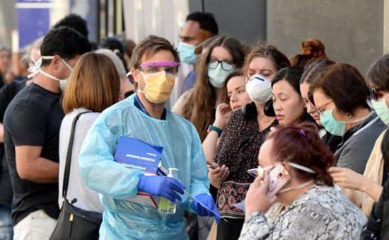Australia mở rộng diện xét nghiệm virus SARS-CoV-2