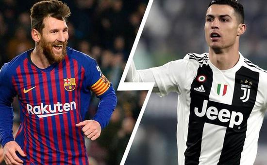 [ẢNH] Top 10 cầu thủ thu nhập cao nhất thế giới: Messi vượt xa Ronaldo