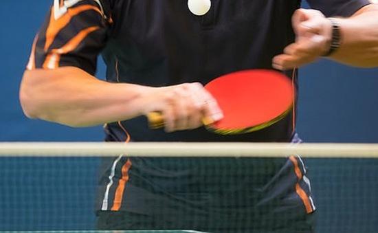Chơi bóng bàn giúp giảm nhẹ các triệu chứng của bệnh Parkinson